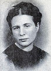 Photo of Irena Sendler