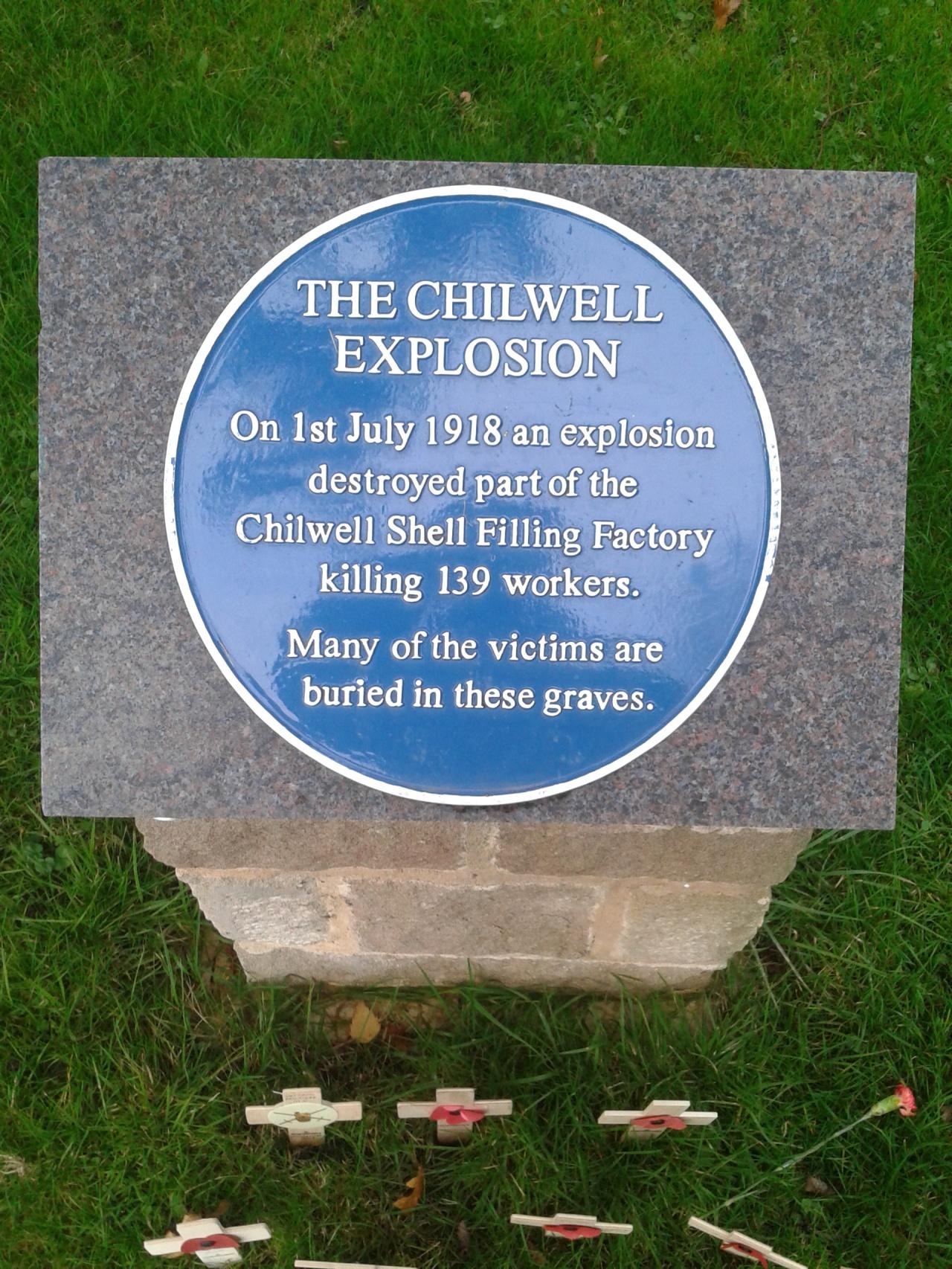 Attenborough Monument
