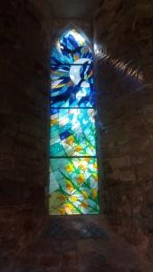Bramcote Bat Window