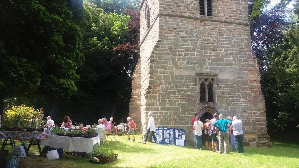 Bramcote Church Tower